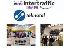 teknotel intetrafik istanbul 2019